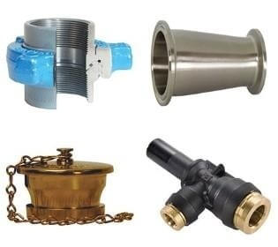 Dixon Pipe, Weld & Tube Fittings